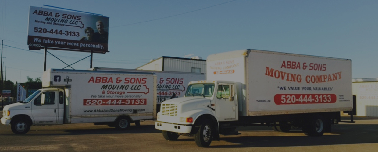 Abba and Sons Moving Trucks